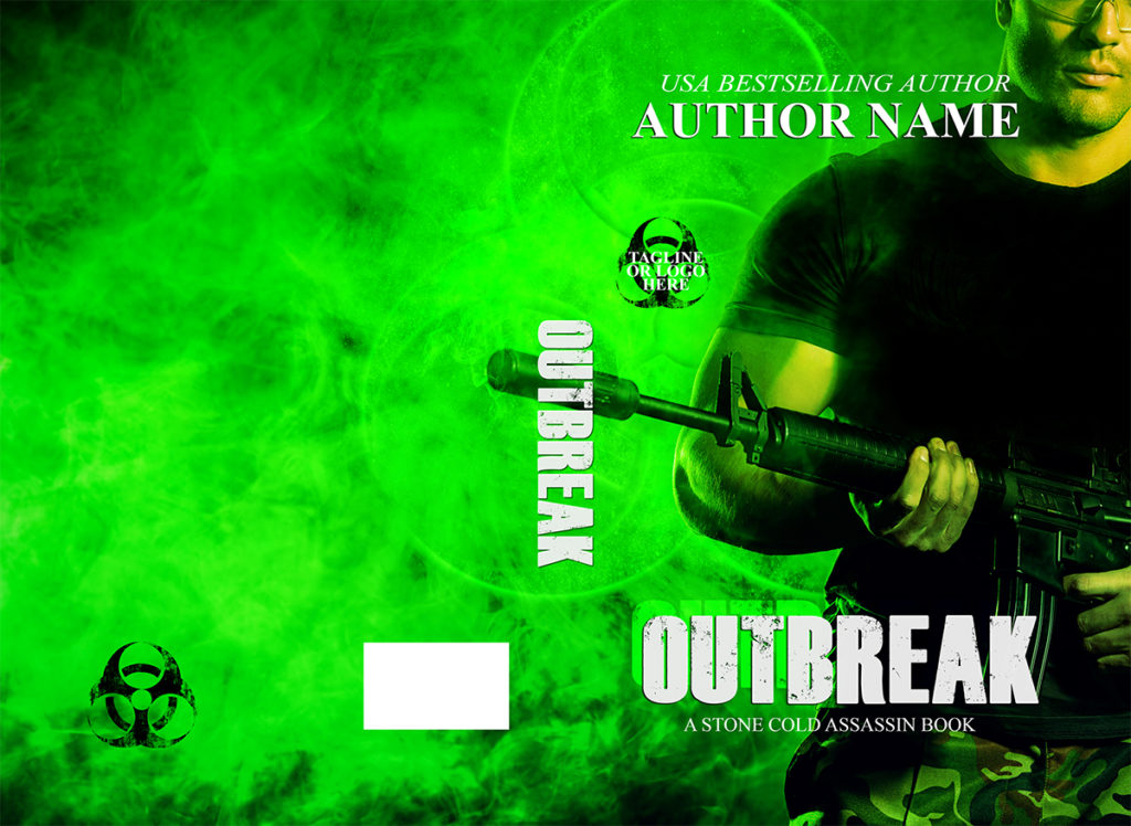 Pre-made Book Covers | Uncaged Book Reviews